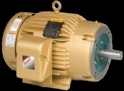 TEFC Enclosure Baldor EM3665T General Purpose AC Motor 60Hz 208-230//460V Voltage 3 Phase 184T Frame 1750rpm 5Hp Output