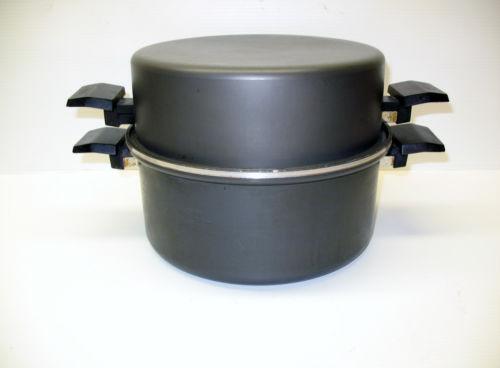 West bend cookware ebay for Kitchen craft waterless cookware