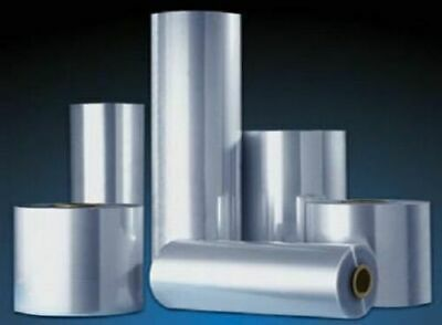 12 75 Gauge Center-fold Polyolefin Shrink Film 330 Ft.
