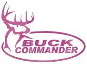 Buck Commander Decal