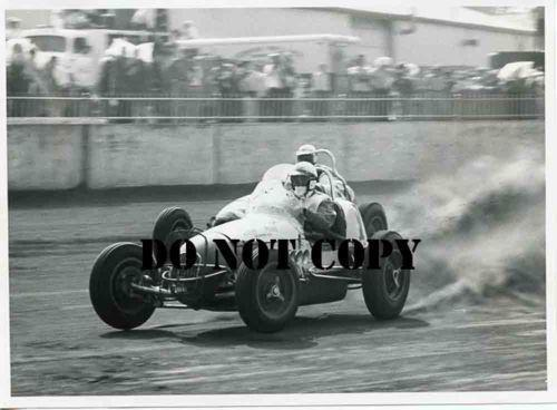 Race Car Driver Bill Holland