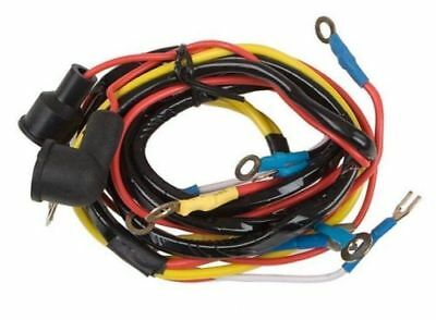 6 Volt Wiring Harness Ford Naajubilee