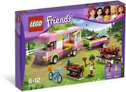 Lego Friends Camper