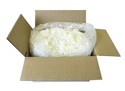 C-1 Container Soy Wax Flakes - 2kg for candle making+ 25 wicks