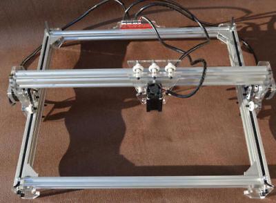 DIY 500mW USB Laser Engraver Machine Marking Plott