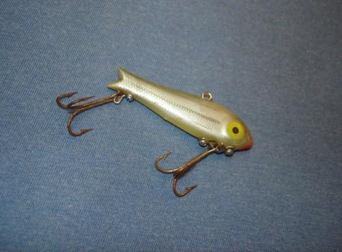 Bingo lure ebay for Vintage fishing lure identification