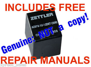 VZ-Holden-Commodore-BCM-Relay-HFKM-012-SHS-T-to-Zettler-AZ976-1U-12DET