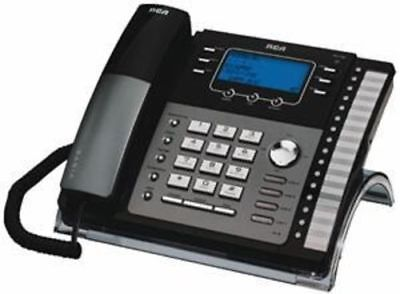 RCA 4-Line Caller ID Speakerphone with Intercom New 4 Line Caller Id