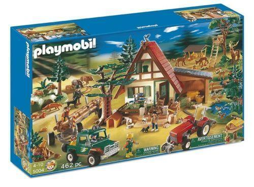 playmobil animals ebay. Black Bedroom Furniture Sets. Home Design Ideas