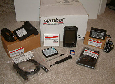 Symbol Motorola Mc50 Wireless 2d Barcode Scanner Mc5040 Wifi Pda Windows Mobile