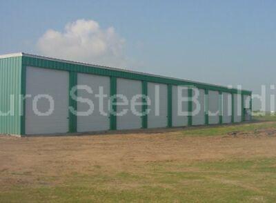 Duro Steel Mini Self Storage 30x50x8.5 Metal Prefab Building Structures Direct