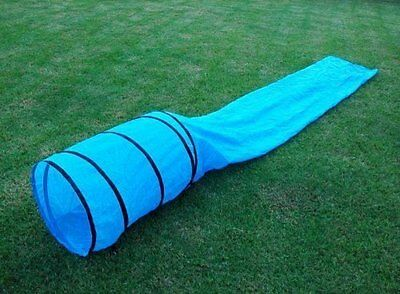 Dog Pet Agility Obedience Training Tunnel Chute ...