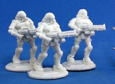 3 Reaper Bones Chronoscope 80011 Nova Corp Guard