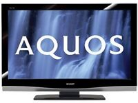 Sharp 37 inch Full HD 1080p LCD TV, Freeview built in, 2 x HDMI not 32 39 40 42 May Deliver Locally