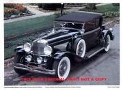 Duesenberg Model Car