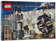 Lego Pirates of The Caribbean Sets