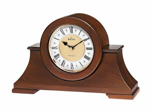 Bulova Cambria Mantel Clock with Westminster Chime B1765