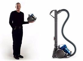Dyson dc26 lightweight bagless hoover with tools