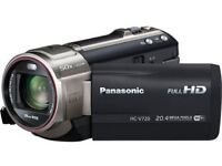 Panasonic Video Camera - Full HD Professional Image Quality