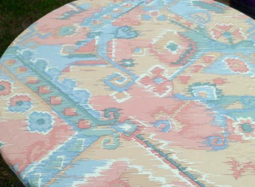Fitted Vinyl Oval Tablecloth Ebay