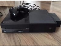 XBOX ONE GAMING CONSOLE COMPLETE READY FOR CHRISTMAS DAY cheapest on gumtree