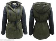 Ladies Parka Style Jacket