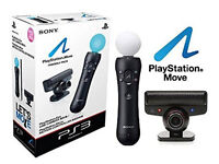 Sony PlayStation Move Controller and eyetoy camera for PS3