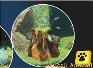 Kit areatore acquario tronco led verde hydor ebay - Areatore per finestra ...