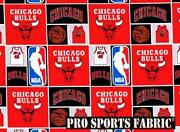 Chicago Bulls Fabric