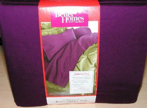 Better Homes and Gardens Sheets eBay