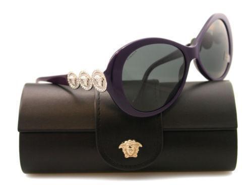 af9ca7feae09 Versace Purple Sunglasses   eBay