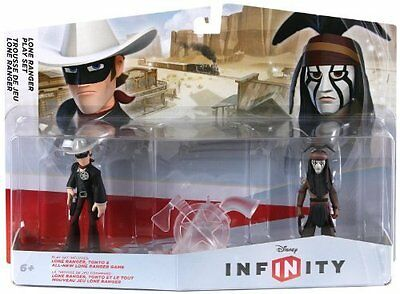 New Lone Ranger Play Set By Disney Infinity - Works With Play Set Game Mode