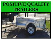 Heavy Duty Off Road Trailer