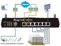 DrayTek 2925AC - Enterprise Grade Wireless Router
