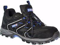 Mens Work Boots Waterproof Ankle Safety Shoes Steel Toe Cap Heavy Duty