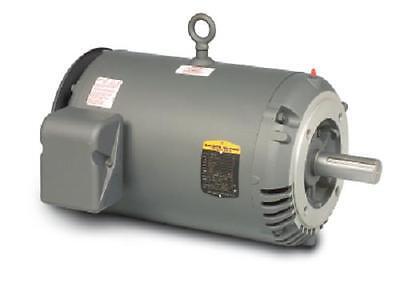Vem31155 2 Hp 3450 Rpm New Baldor Electric Motor Old Vm3155