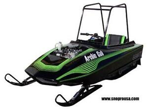 Arctic Cat Snowmobile Ebay