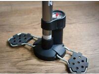 Husky zefal floor pump.230 psi.16 bar
