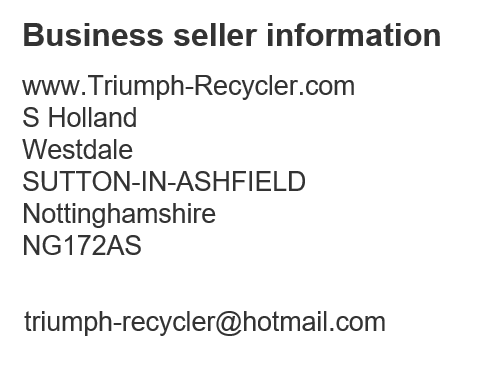 Triumph-Recycler