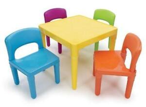 Plastic Kidsu0027 Chairs