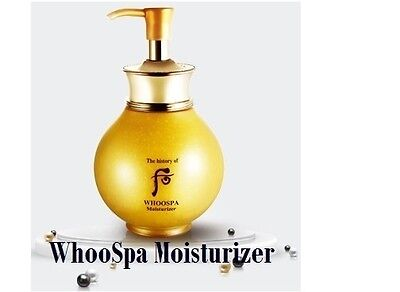 [Dabin Shop] THE HISTORY OF WHOO SPA MOISTURIZER BODY LOTION SKIN CARE SOFT