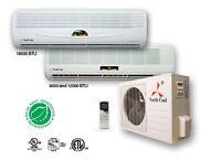 *NORTH COOL* Mini Split Heat Pump SEER 15 - PRICE DROP!