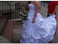 New style wedding dress