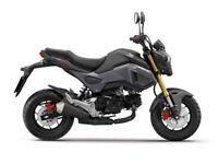 Honda, MSX, 2016, 125 (cc)