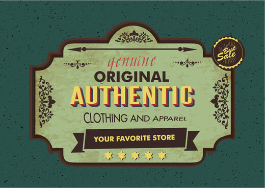 AUTHENTIC CLOTHING AND APPAREL