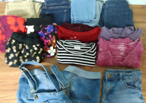 Lot of X-Small Clothes