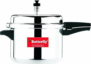 Butterfly SP-12L Standard Plus Aluminum Pressure Cooker, 12-Ltr Cornwall Ontario image 1