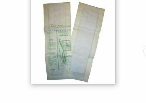 GKFG10 SOP Green Klean® Kent F&G Vacuum Paper Bag 10/Pack