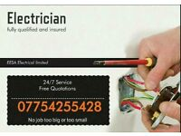 FULLY QUALIFIED & INSURED ELECTRITIAN