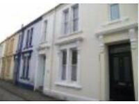 2 bedroom terraced house, 3/6 month let